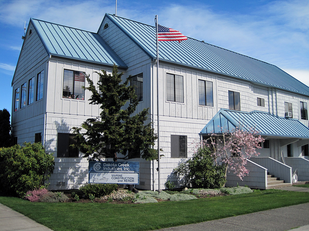 Dakota Creek Anacortes Office